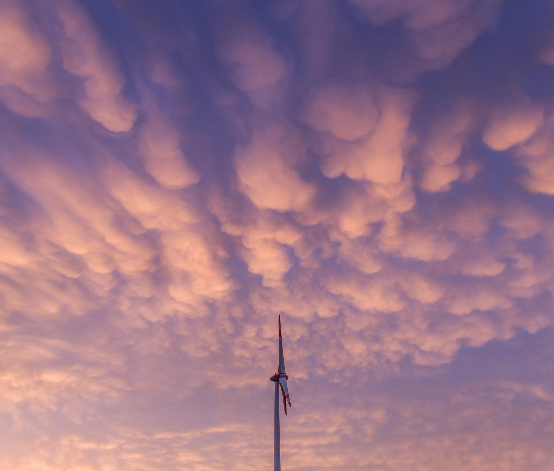 duurzaam stroom opwekken met wind